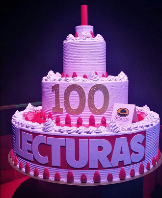 aniversario 100 lecturas