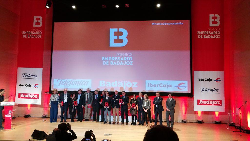 Premios Empresario de Badajoz