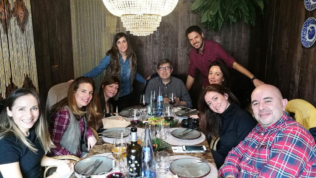 Bellotas & Bloggers