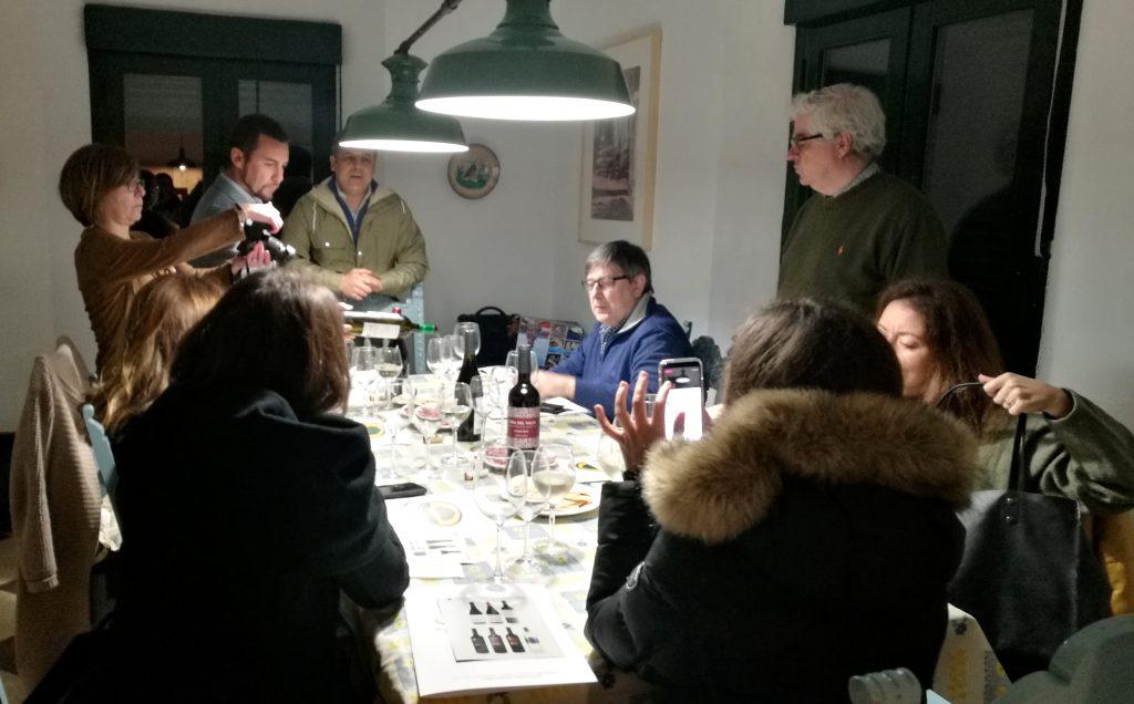 Maridaje Bellotas & Bloggers