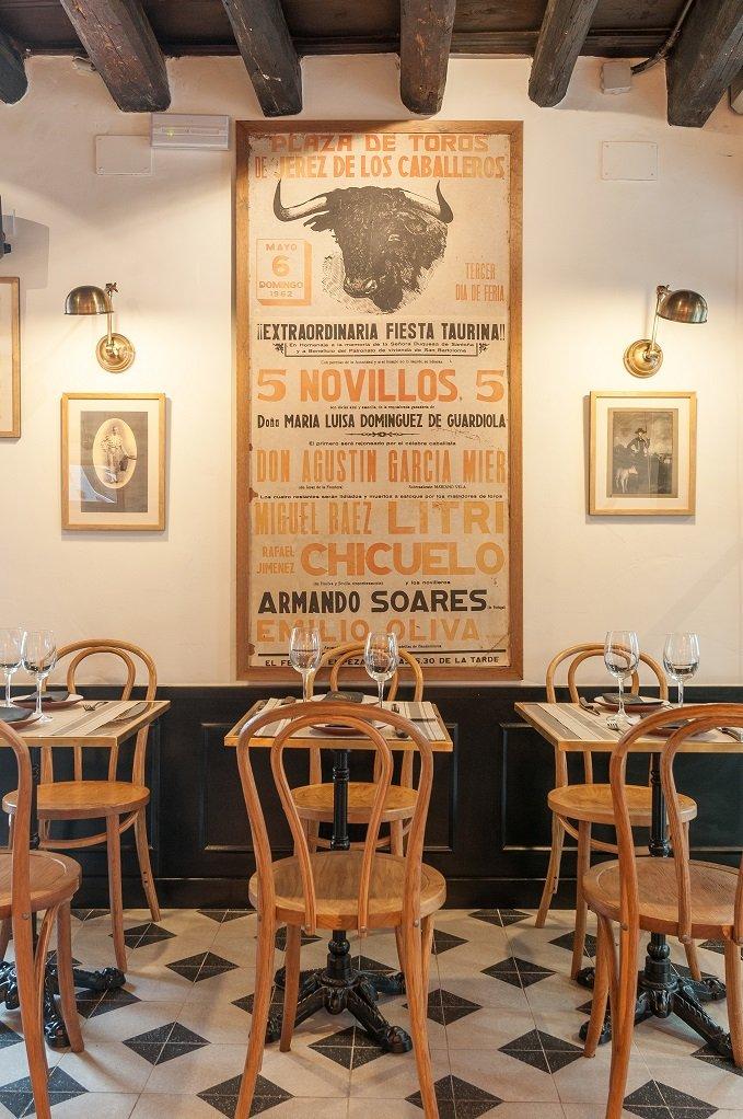 Restaurante Señorío Sevilla