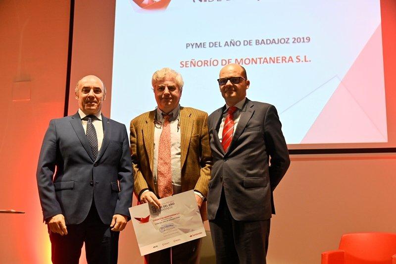 Senorio de Montanera Premio Pyme