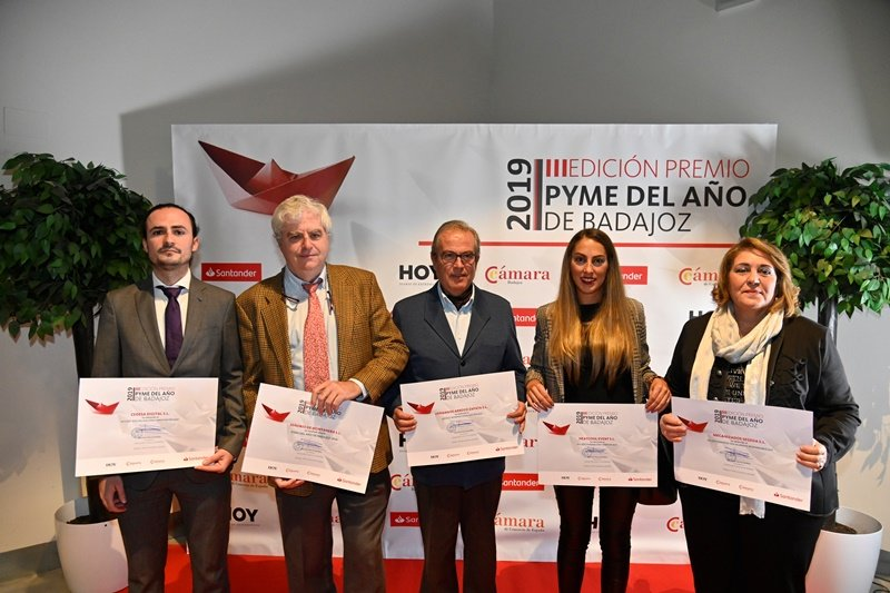 Premio Pyme Badajoz