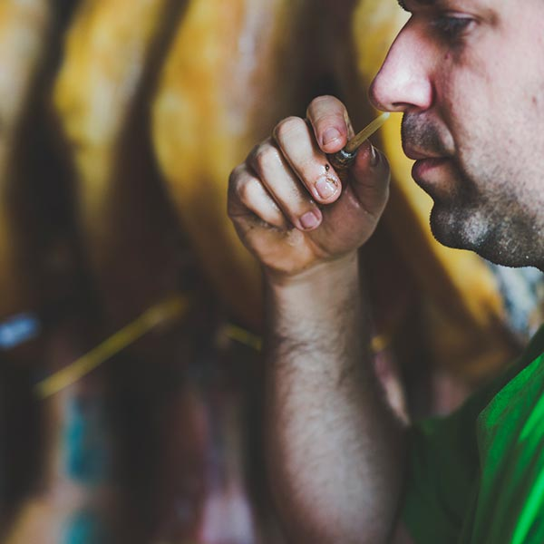 Elaboracion artesanal de jamon