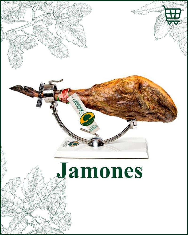 Jamones gourmet