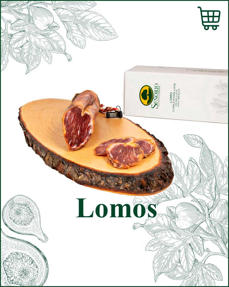 Lomos gourmet ibericos de bellota