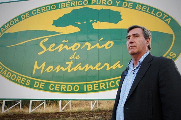 Felipe Perez. Director comercial Senorio de Motnanera