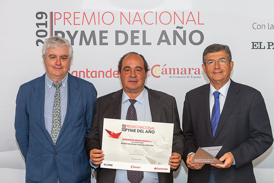 Equipo directivo Senorio Montanera