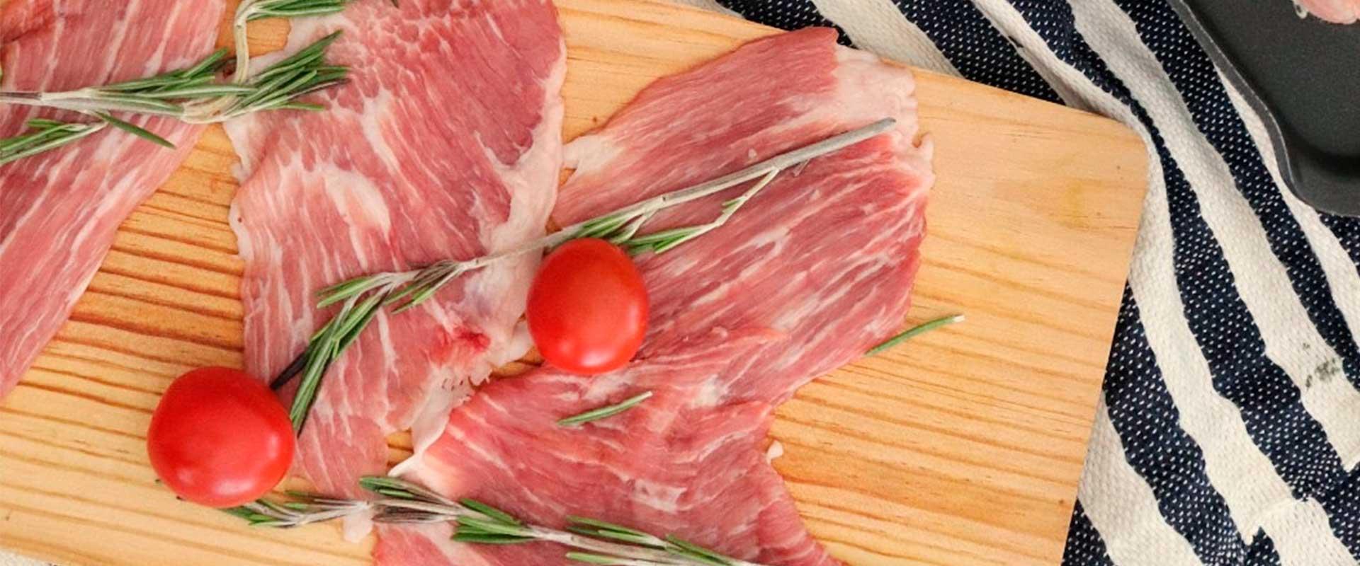 Carnes ibericas de bellota Señorio de Montanera