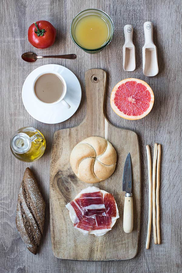 beneficios del jamon iberico en la dieta