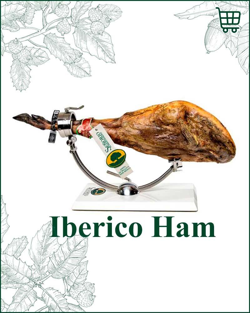 Gourmet hams