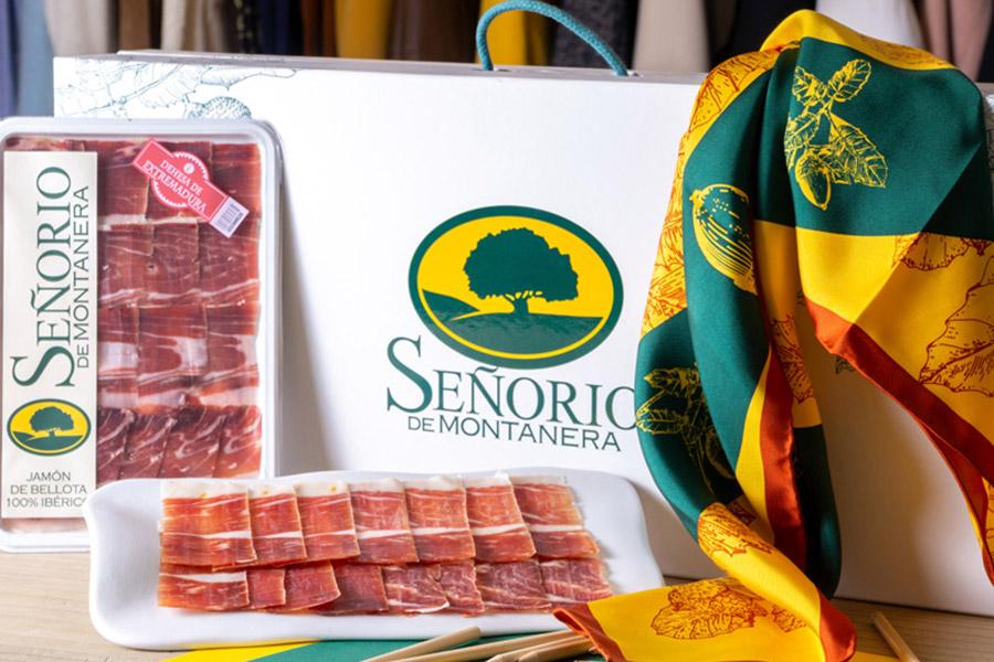 SEÑORIO DE MONTANERA SCARF BY GARCÍA MADRID